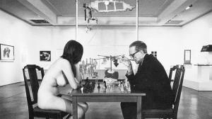 Marcel DuChamp.chess