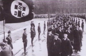 Christian churches.nazis.ww2