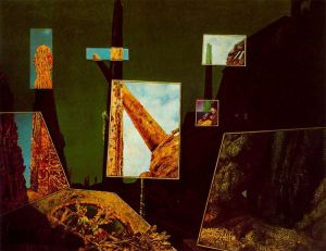 Day and Night - Max Ernst