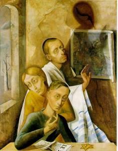 Felix Nussbaum (1904-1944)