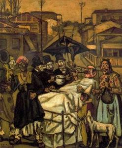 Jose-Gutierrez Solana (1886-1945)
