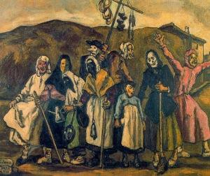 Jose Gutierrez Solana.(1886-1945)