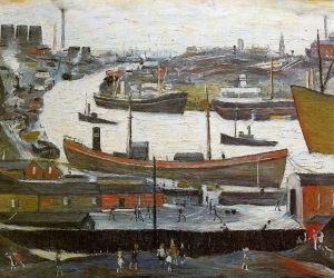 L.S. Lowry 1887–1976