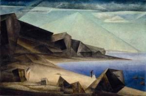 Lyonel Feininger-1923
