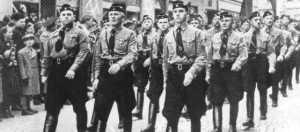nazis.ww2.Hlinka Guard.Slovakia