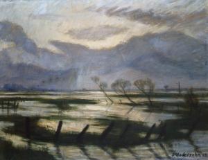 Otto Modersohn_1933