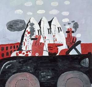 Philip Guston (1913-1980)kkklan
