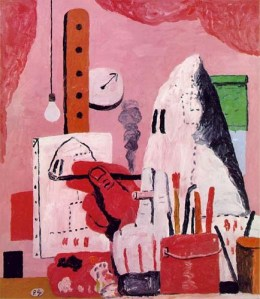 Philip Guston KKKlan
