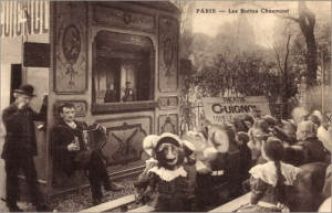 puppet theater1900