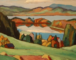 Gabriele Munter.(1877-1962)