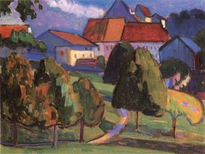 Gabriele Munter(1877-1962)