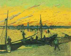 Vincent Van Gogh1888