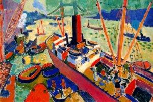 DERAIN (1880-1954).fauvism