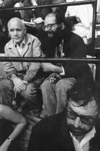 Jean Genet-Allen Ginsberg