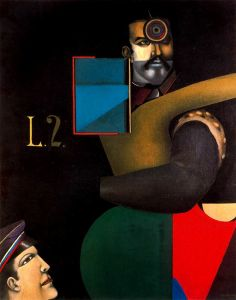 Richard _Lindner