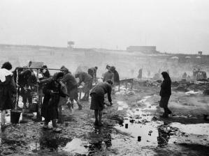 Bergen-Belsen nazi concentration camp