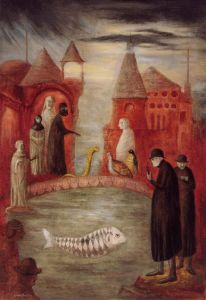 Leonora, Carrington-Surrealism