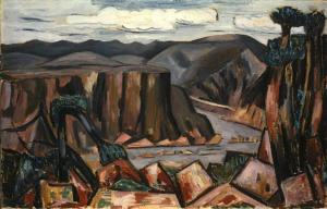 MARSDEN HARTLEY.(1877-1943)