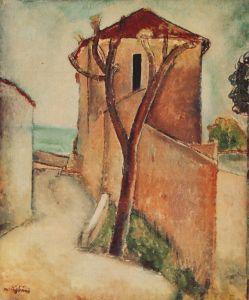Amedeo Modigliani1918