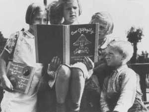 german-children-read-poisonous-mushroom